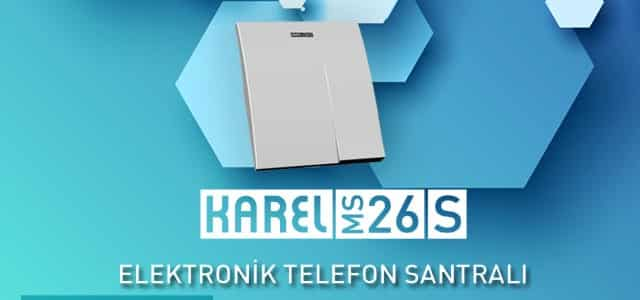 Karel MS 26 Santral