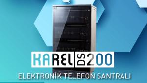 Karel DS200 Santral