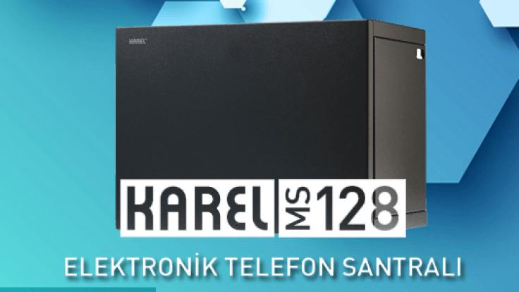 Karel MS 128 Santral