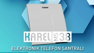 Karel MS 38 Santral