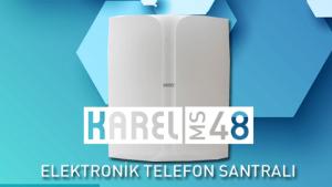 Karel MS 48 Santral