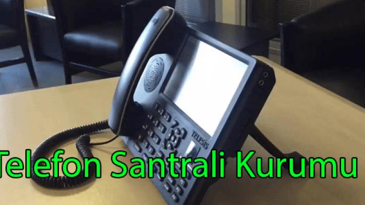 Telefon Santrali Kurumu