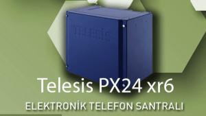 Telesis PX24 xr6 Santral