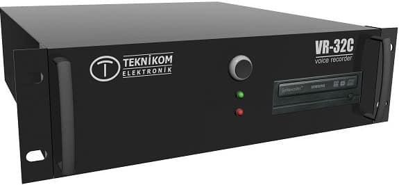 Teknikom Vr32c Telefon Ses Kayıt Cihazı