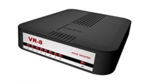 Teknikom Vr8 Net 8 Kanal Telefon Ses Kayıt Cihazı