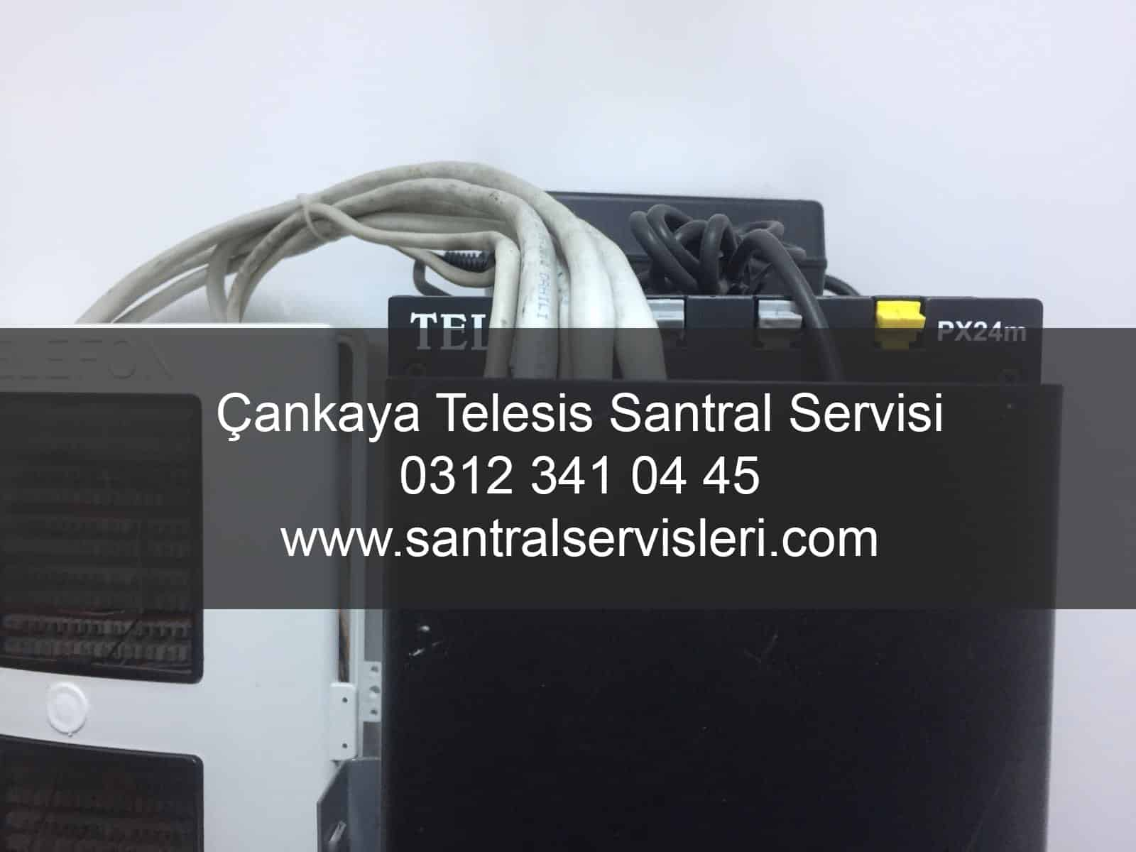 Çankaya Telesis Santral Servisi