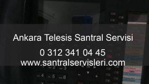 Ankara Telesis Santral Servisi