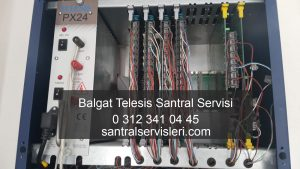 Balgat Telesis Santral Servisi